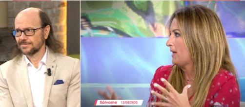 Santiago Segura y Laura Fa en imagen