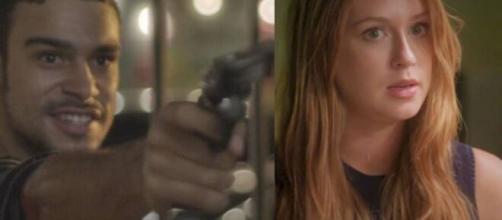 Sofia trama contra Eliza em 'Totalmente Demais'. (Arquivo Blasting News)