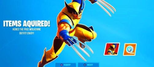 Wolverine may soon be added to 'Fortnite Battle Royale.' [Image Source: iRush / YouTube]
