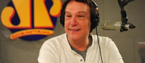 Emílio Surita é apresentador do 'Pânico'. (Arquivo Blasting News)