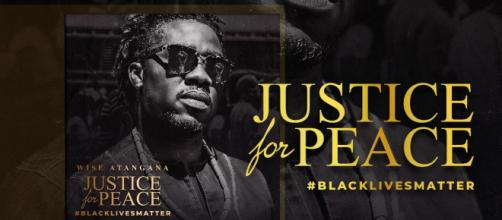 Justice for Peace : Black live matter, le nouvel album de Wise Atangana (c) Wise Atangana
