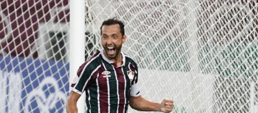 Nenê, meia do Fluminense. (Foto: Alexandre Durão/Estadão)