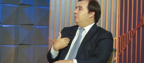 Rodrigo Maia diz que analisará pedidos de impeachment de Jair Bolsonaro. (Arquivo Blasting News)