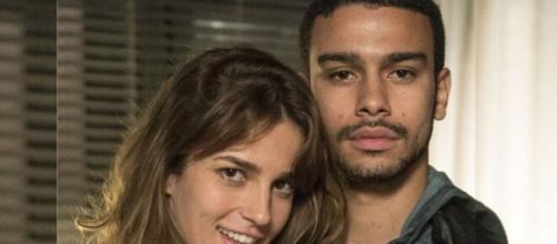 Sofia armará plano contra a família em 'Totalmente Demais'. (Reprodução/TV Globo)