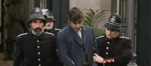 Spoiler Una Vita: Liberto viene arrestato.