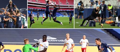 Di María fue el factor clave en las semifinales. - dailymail.co.uk