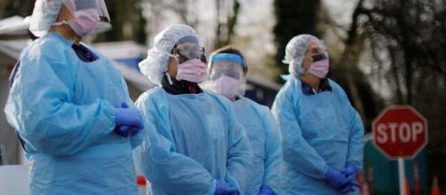 El número de muertos en Estados Unidos por coronavirus superó a otros países. - infobae.com