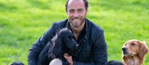 James Middleton asegura que sus perros le han salvado la vida