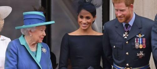 La Reina y Harry siguen teniendo buena relación