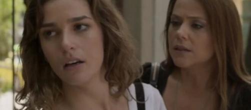 """Lili será enganada por Sofia em """"Totalmente Demais"""". (Foto: Globo)."""