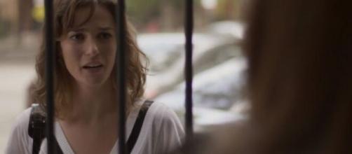 Sofia se fingirá de magoada em 'Totalmente Demais'. (Reprodução/ TV Globo)