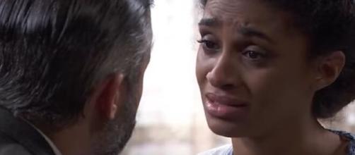 Una vita, spoiler Spagna: Marcia dice a Felipe che Ursula e Genoveva l'hanno ricattata.