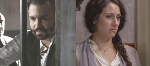 Una vita, trame Spagna: Felipe finisce in carcere, Lolita caccia Antonito di casa.