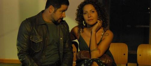 Atriz brilhou em 'Força-Tarefa'. (Reprodução/TV Globo)