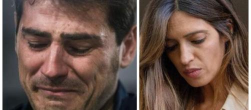 Iker Casillas y Sara Carbonero en imagen