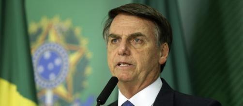 Jair Bolsonaro publica informação falsa no Facebook. (Agência Brasil)