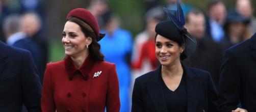 Las diferenicas en las bodas de Meghan Markle y Kate Middleton