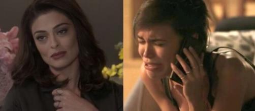 Leila será demitida por Carol em 'Totalmente Demais'. (Foto: Globo).