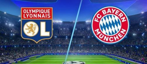 Lyon e Bayern se enfrentarão na UEFA Champions League para decidir quem avança para as finais do torneio continental. (Arquivo Blasting)