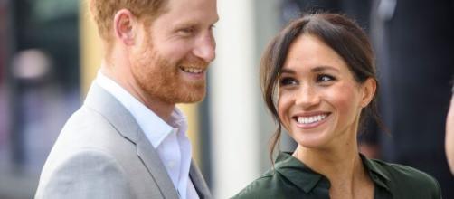 Meghan Markle y el príncipe Harry empiezan proyectos en Estados unidos