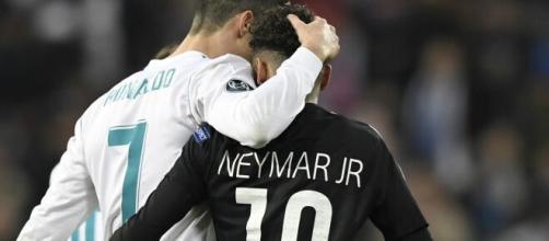 Neymar y Cristiano, dos de los futbolistas más caros del mundo