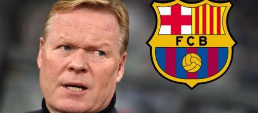 Ronald Koeman è il nuovo allenatore del Barcellona.