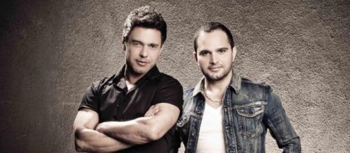 Zezé Di Camargo & Luciano faz show. (Arquivo Blasting News)