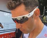 Vincenzo Nibali, un ritorno sfortunato alla Strade Bianche