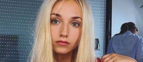 Chloé Jouannet : la fille d'Alexandra Lamy poste une photo torride - Photo capture d'écran Facebook
