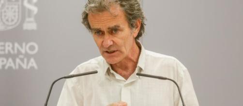 """Coronavirus: Fernando Simón es apodado """"Monsieur Covid"""" por los belgas."""