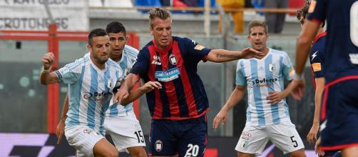 Crotone, Maxi Lopez verso la Serie C.