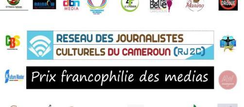 Le Réseau des Journalistes Culturels du Cameroun organise la cérémonie de remise du Prix Francophilie des Médias (c) RJ2C