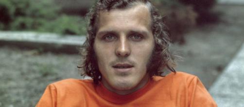 René van de Kerkhof, acquisto della Lazio nel 1980 poi vanificato dalla retrocessione d'ufficio dei biancocelesti.