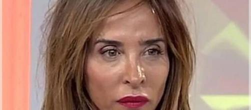 Telecinco: María Patiño se enfada con Antonia Dell´Atte por sus mentiras.