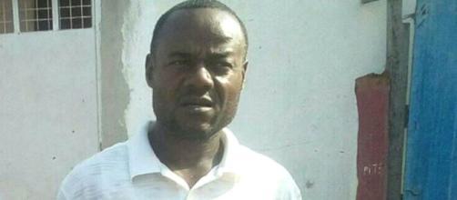 Activista Silvano Olímpio em Benguela