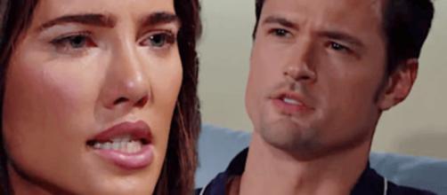 Beautiful, trame Usa: Steffy ripudia Thomas per averle mentito su Phoebe.