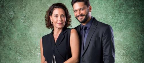 Fabiula brilhou em 'Bom Sucesso'. (Reprodução/TV Globo)