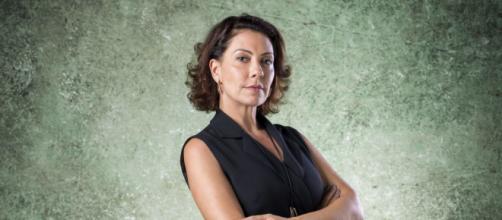 Fabiula Nascimento faz sucesso na TV. (Reprodução/TV Globo)