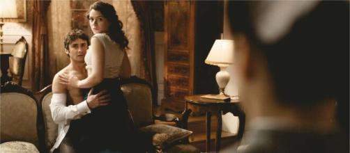 Una Vita, anticipazioni del 24 agosto: Rosina lascia Liberto dopo aver scoperto il tradimento.