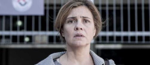Adriana Esteves fez o papel de Carminha em 'Avenida Brasil'. (Reprodução/TV Globo)