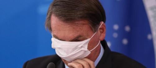 Bolsonaro diz não acreditar na eficácia das máscaras contra a Covid-19. (Arquivo Blasting News)