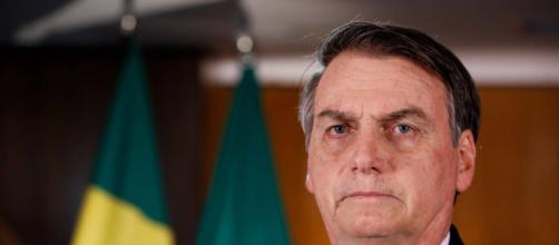 Bolsonaro evita pergunta de servidora sobre concurso da DPU. (Arquivo Blasting News)