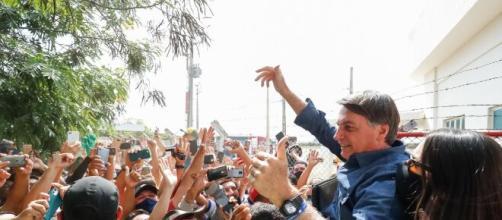 Bolsonaro fala em manter programa até dezembro. (Arquivo Blasting News)