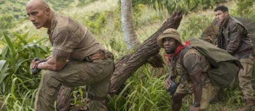 'Jumanji' é filme de aventura e comédia. (Arquivo Blasting News)