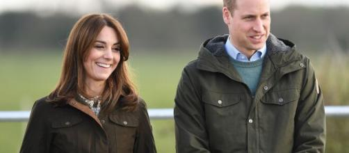 Kate Middleton y William cuetan su historia en fotos