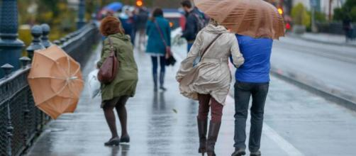 Lluvias y vientos en el norte de España por una ciclogénesis explosiva