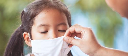 Loa niños tienen altas tasas de coronavirus en sangre, incluso más que un adulto enfermo.