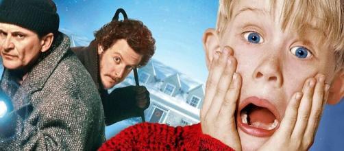Macaulay Culkin, Joe Pesci e Daniel Stern estiveram na franquia 'Esqueceram de Mim', que estreou há 30 anos nos cinemas. (Reprodução/YouTube)