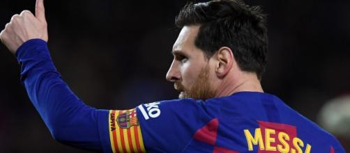 Messi quiere emigrar del Barcelona