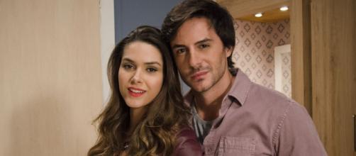 Ricardo Tozzi brilhou na novela 'Amor à Vida'. (Reprodução/TV Globo)
